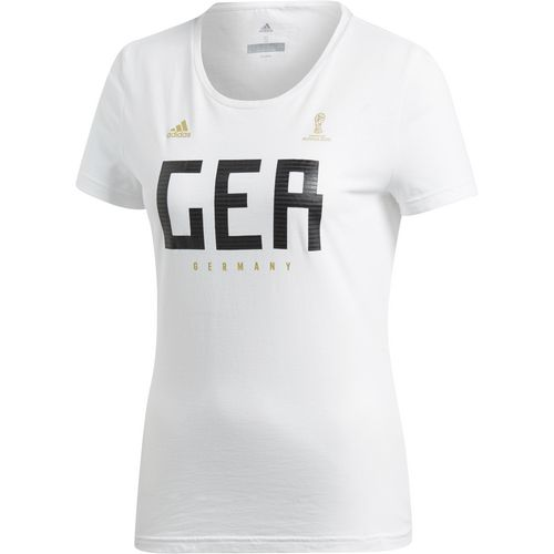 adidas Women's Germany T-shirt - view number 1