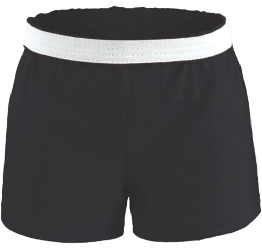 3bca7b53e3047 Soffe Women s Curves Plus Size Classic Shorts