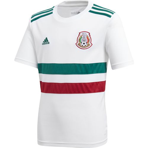 adidas Boys' Mexico Replica Away Jersey