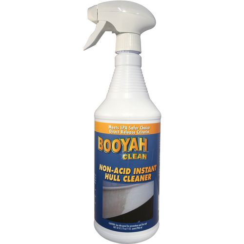 Display product reviews for BOOYAH Clean Nonacid Instant Hull Cleaner