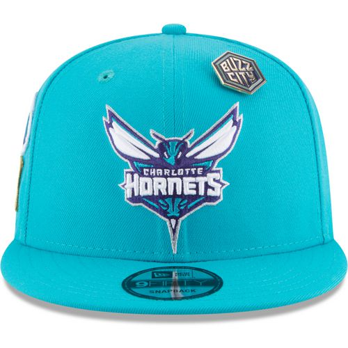 New Era Men's Charlotte Hornets '18 NBA Draft 9FIFTY Ball Cap