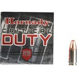 Hornady Critical Duty 9mm +P Luger 124-Grain FlexLock Ammunition - view number 2