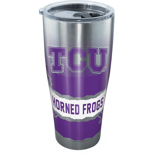 Tervis Texas Christian University 30 oz Knockout Stainless Steel Tumbler - view number 1