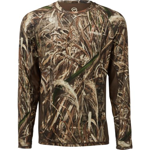 Magellan Outdoors Men's Eagle Bluff Long Sleeve Reversible Shirt