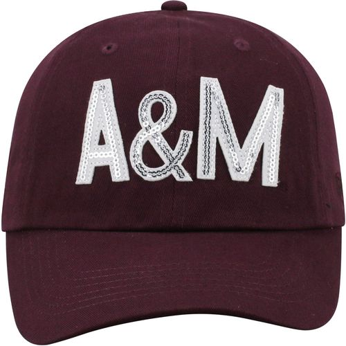 Top of the World Women's Texas A&M University Glow District Ball Cap