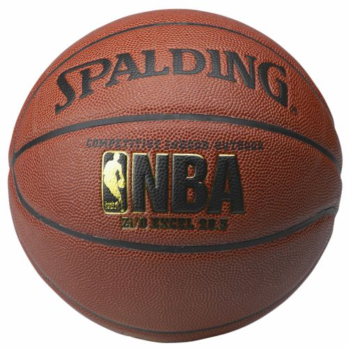 Image for Spalding NBA Zi/O Basketball from Academy