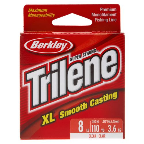 Berkley® Trilene XL® 110-Yard Fishing Line