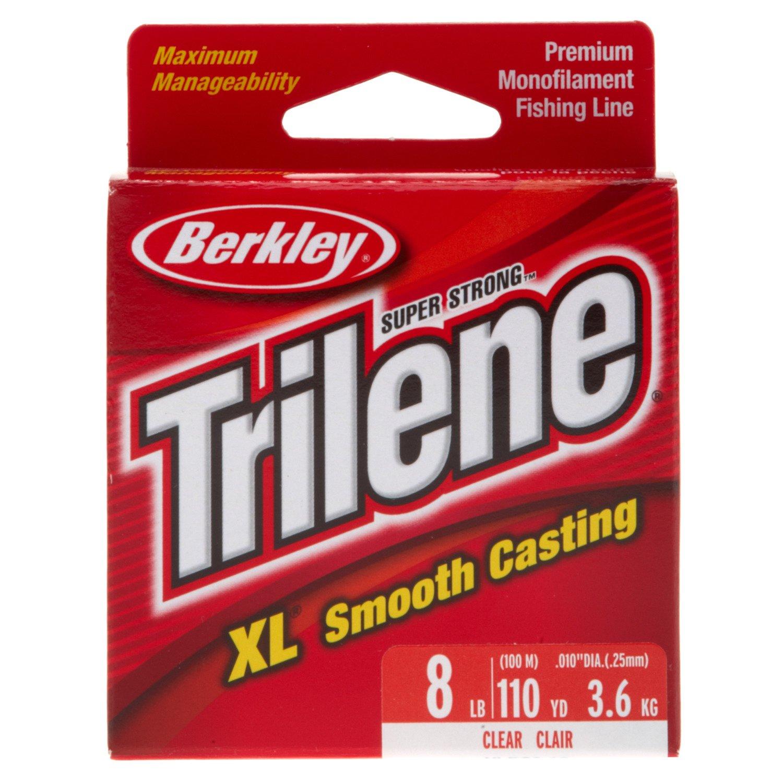 Berkley® Trilene XL® 110-Yard Fishing Line