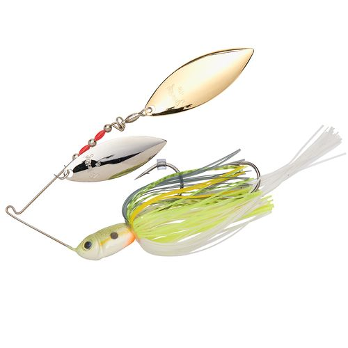 Strike King Premier Plus 1/2 oz Double Willow Blade Spinnerbait - view number 1