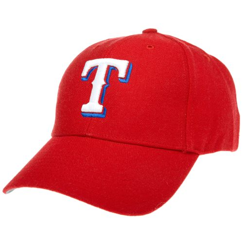 Forty Seven Men's Road Replica Rangers Baseball Cap