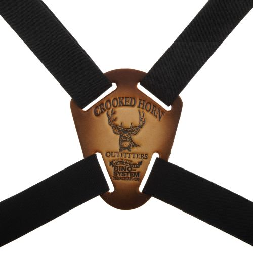 Crooked Horn Outfitters Black Slide and Flex Bino