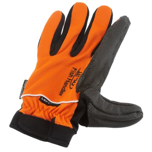 Lindy Adults' Left-handed Fish Handling Glove