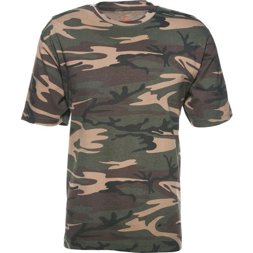 Game Winner  Men s Short Sleeve Woodland T-shirt