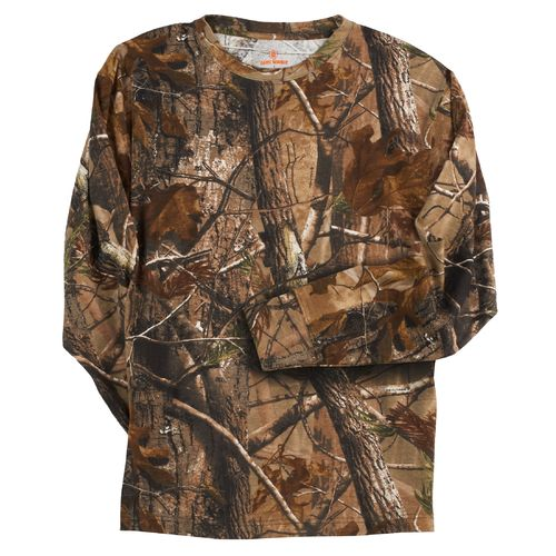 Image for Game Winner® Men's Hill Zone Camo Long Sleeve T-shirt from Academy