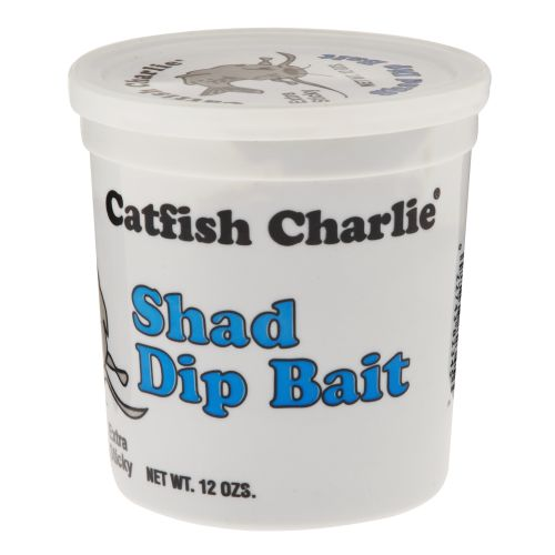 Display product reviews for Catfish Charlie Shad Dip Bait