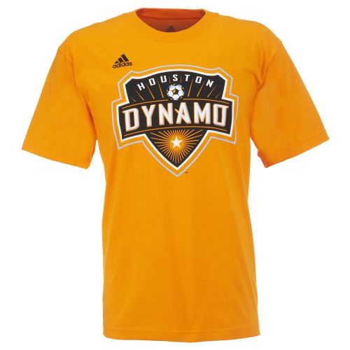 adidas™ Men's Houston Dynamo Logo T-shirt