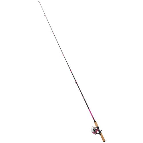 Shakespeare women 39 s ugly stik catch more fish freshwater for Shakespeare catch more fish