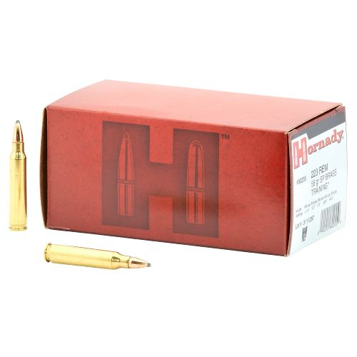 Hornady .223 Remington 55-Grain Ammunition - view number 1