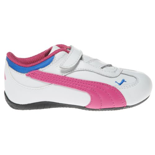 PUMA Girls' Fast V Shoes