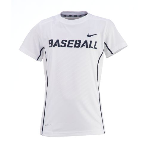Nike Boys' Field Sports Short Sleeve Top
