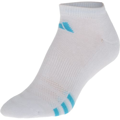 adidas Women's Cushioned Variegated No-Show Socks 3-Pack