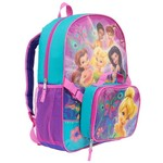 Disney Girls' Tinker Bell Backpack with Lunch Kit