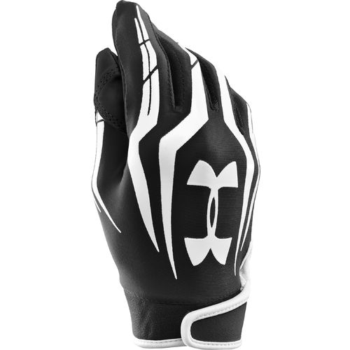 Under Armour® Boys' F3 Full Finger Football Gloves