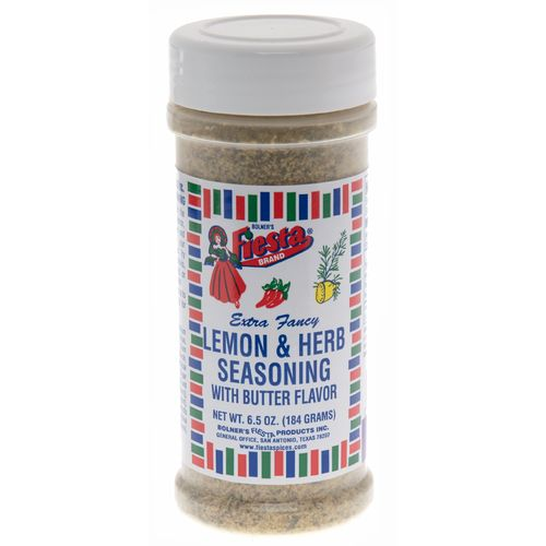 Bolner Fiesta Brand Lemon and Herb Jerky Seasoning
