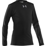 Under Armour® Boys' EVO ColdGear® Fitted Crew Neck Shirt