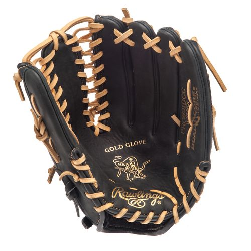 "Rawlings® Heart of the Hide Dual Core Pro-Style 12.75"" Baseball Glove"