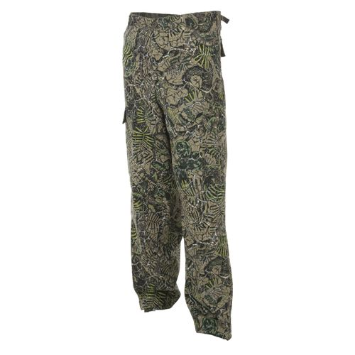 Brush Country Camouflage Men's Allover Mesquite Camo Pattern 6 Pocket Pant