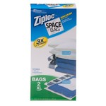 Ziploc® Space Bag XXL Tray
