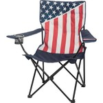 Academy Sports + Outdoors™ USA Flag Folding Chair