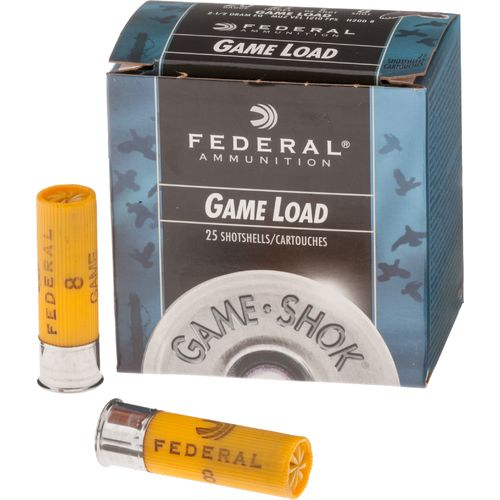 Federal Premium® Game-Shok® 20 Gauge Upland Game 8 Shotshells