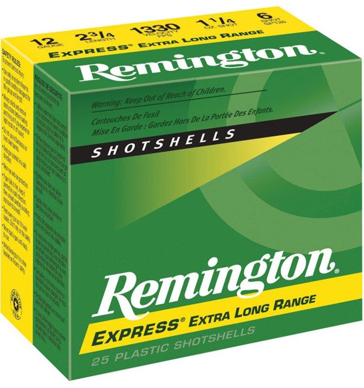 Display product reviews for Remington Express® Extra-Long Range 12 Gauge 2 Shotshells
