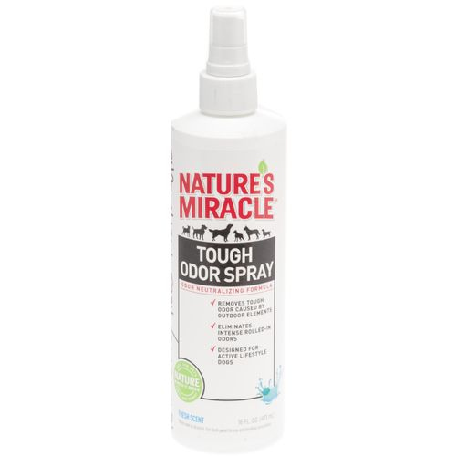 Image for Nature's Miracle 16 oz. Tough Odor Remover Spray from Academy