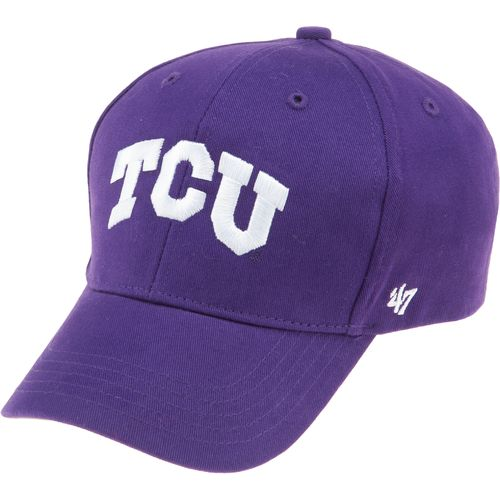 Display product reviews for '47 Boys' Texas Christian University Basic MVP Cap