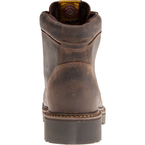 Justin Men's Steel Toe Work Boots - view number 7