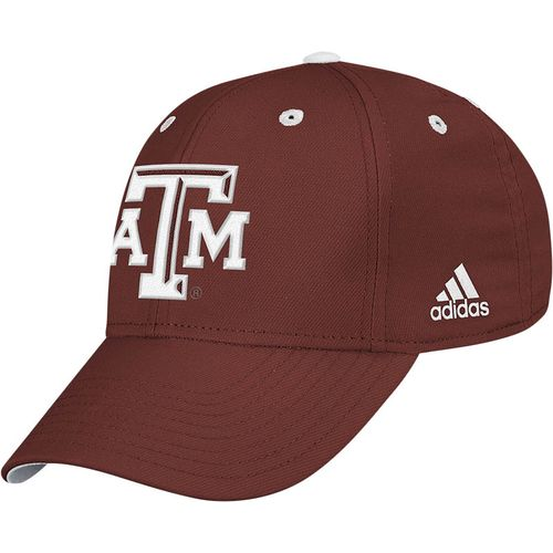 Display product reviews for adidas Men's Texas A&M University Structured Flex Cap