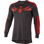 adidas Men's Mexico Home Goalkeeping Soccer Jersey