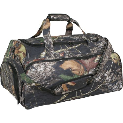 "Display product reviews for Overland 22"" Camo Sport Duffel"
