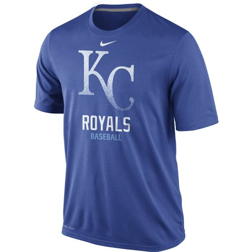 Nike Men s Kansas City Royals Logo Legend T-shirt