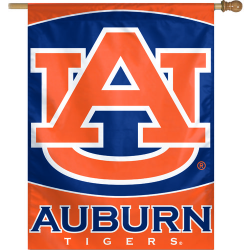 WinCraft Auburn University Vertical Flag