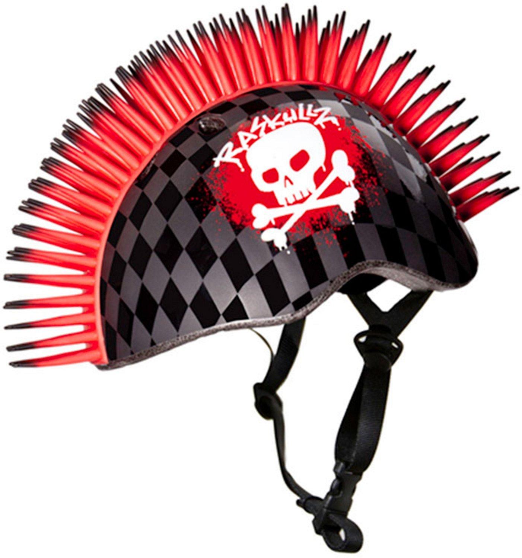Display product reviews for Raskullz Boys' Skull Hawk Helmet