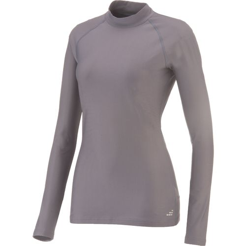 Display product reviews for BCG Women's Cross-Training Cold Weather Mock T-shirt