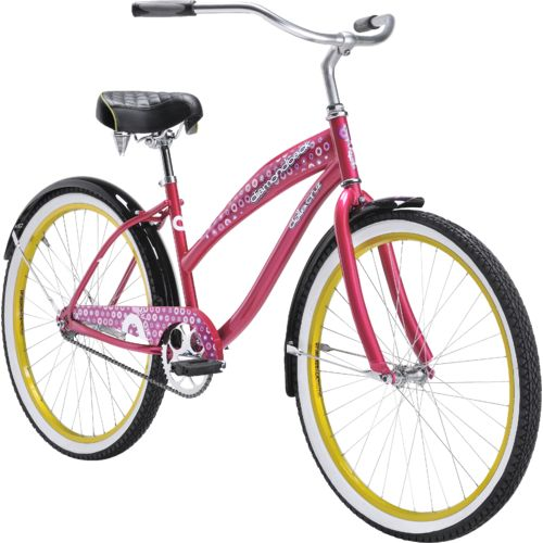 "Display product reviews for Diamondback Women's Della Cruz 26"" Cruiser Bicycle"