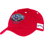 adidas Adults' New Orleans Pelicans Slouch Adjustable Cap