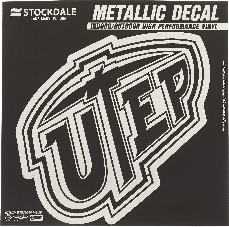 Stockdale University of Texas at El Paso Metallic