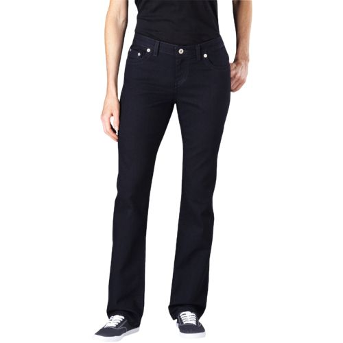 Dickies Women's Slim Fit Straight Leg Jean