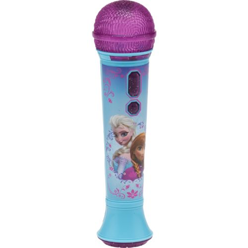 KIDdesigns Frozen Magical MP3 Microphone